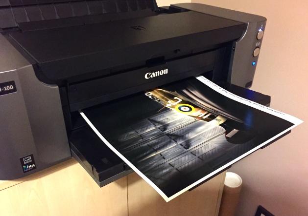 Canon Pro100