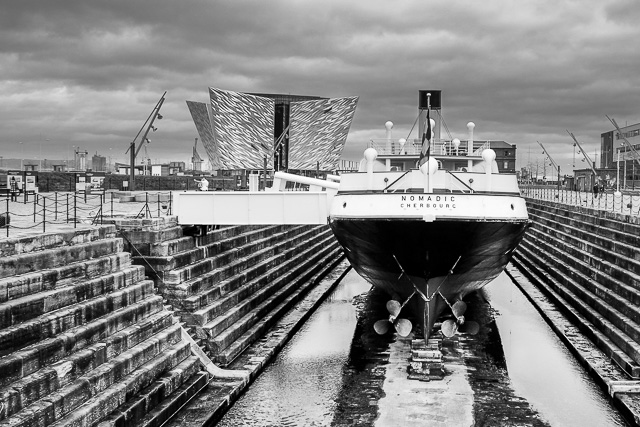 The SS Nomdic