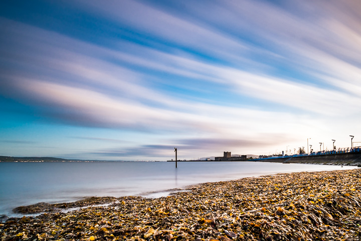 Carrickfergus Long Exposure