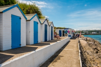 Brixham Beach Huts