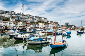 Brixham Boats